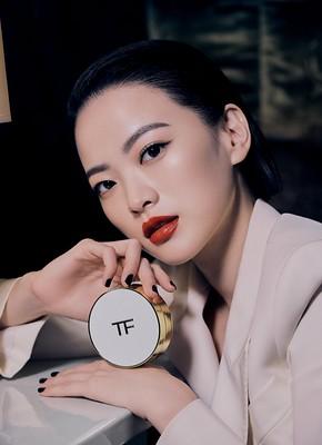 천우희(Chun Woo-hee) 더블유 2020 2월호 톰포드 뷰티 화보 고화질