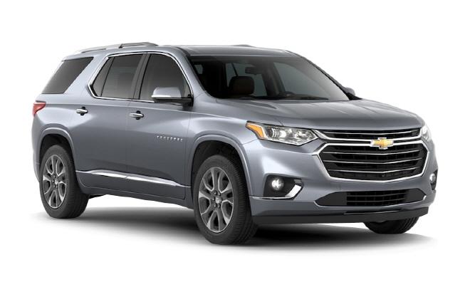 트래버스 가격 및 옵션표 쉐보레 대형 SUV  출시