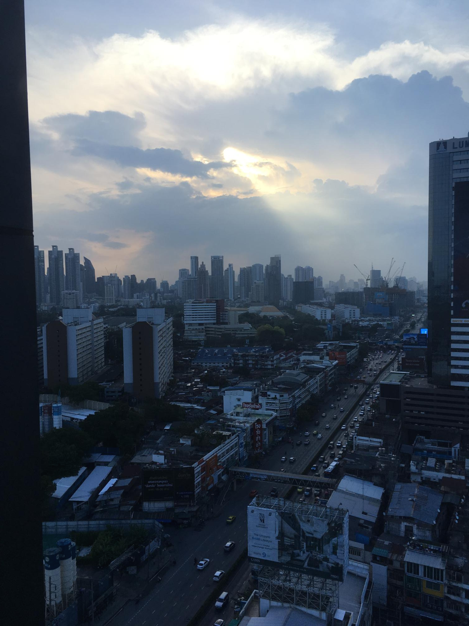 """[다섯번째 나홀로 여행 16탄] 방콕 숙소 """"애타스 룸피니(AETAS Lumpini)"""" 호텔"""