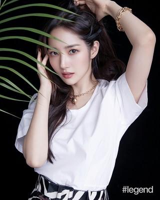 박민영(Park Min-young) 홍콩 매거진 #legend 2020 01/02월호 화보 고화질