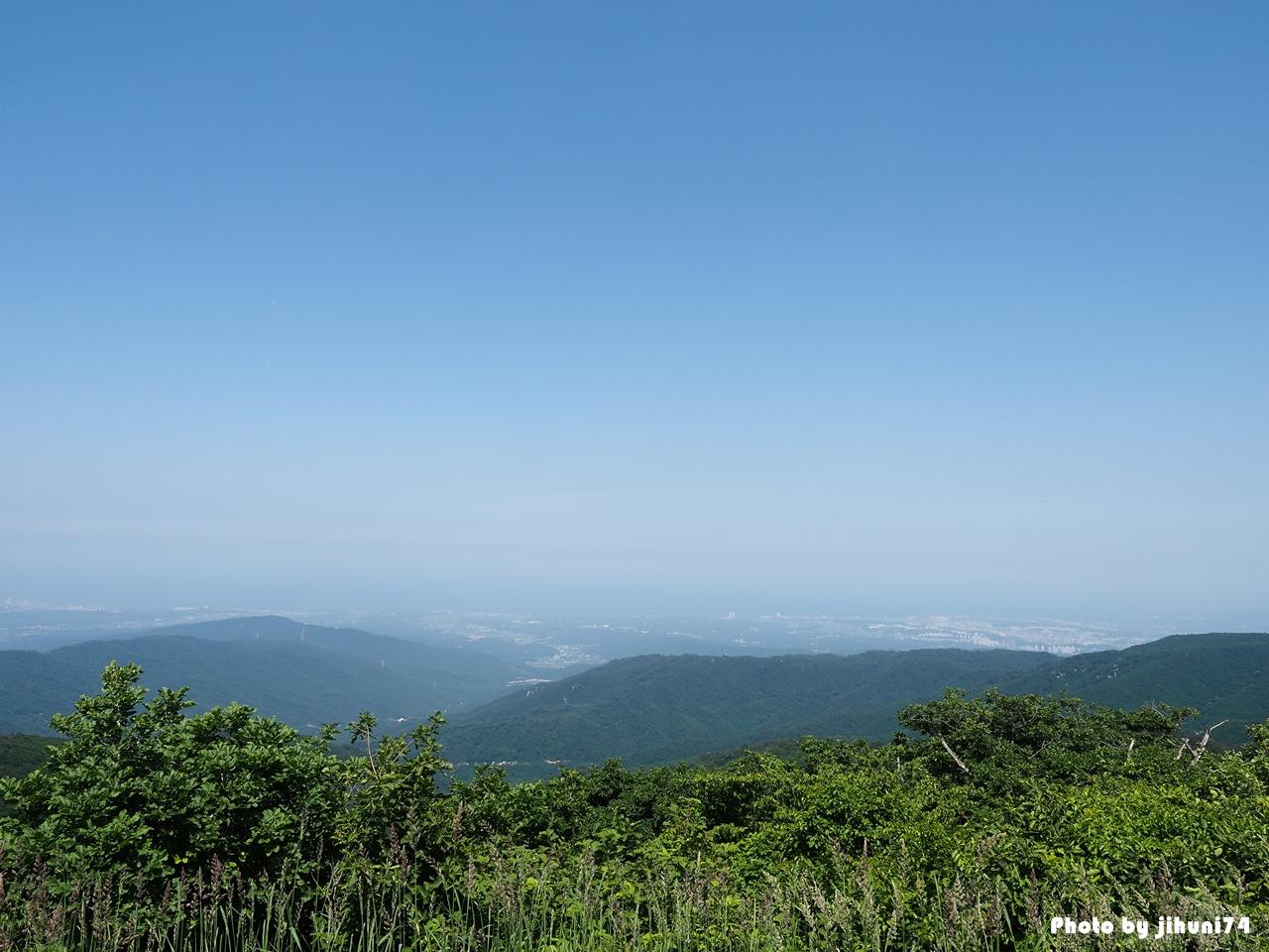[강원도  평창] 하늘과 맏닿은 목장, 대관령 삼양목장의 풍경