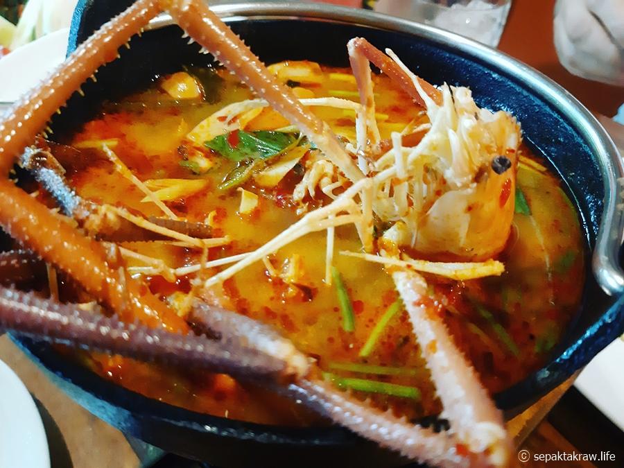 태국음식_똠얌꿍