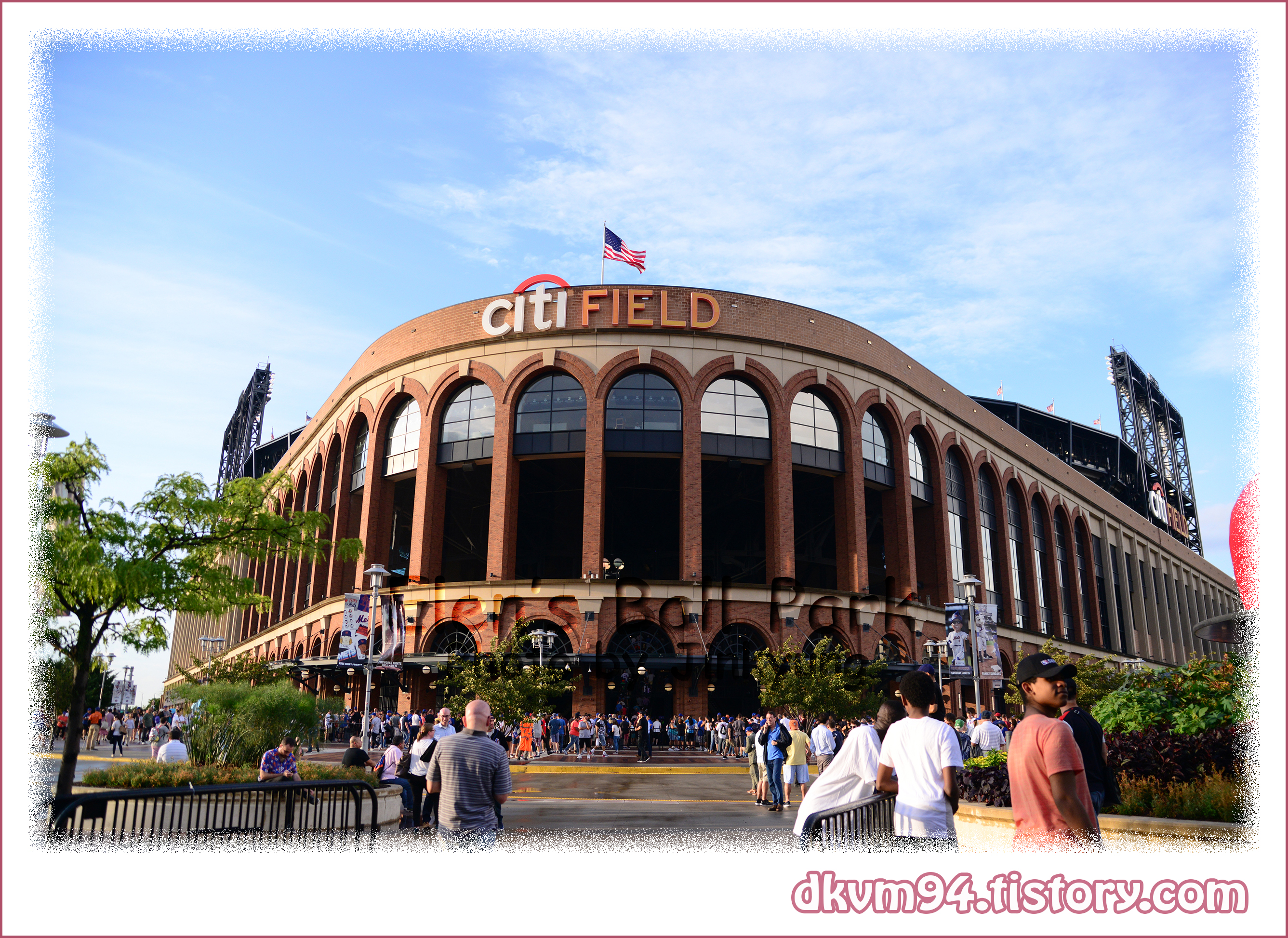 [MLB TOUR(26)] 시티 필드 : 뉴욕 메츠의 홈구장 (Citi Field : Home of the New York Mets)