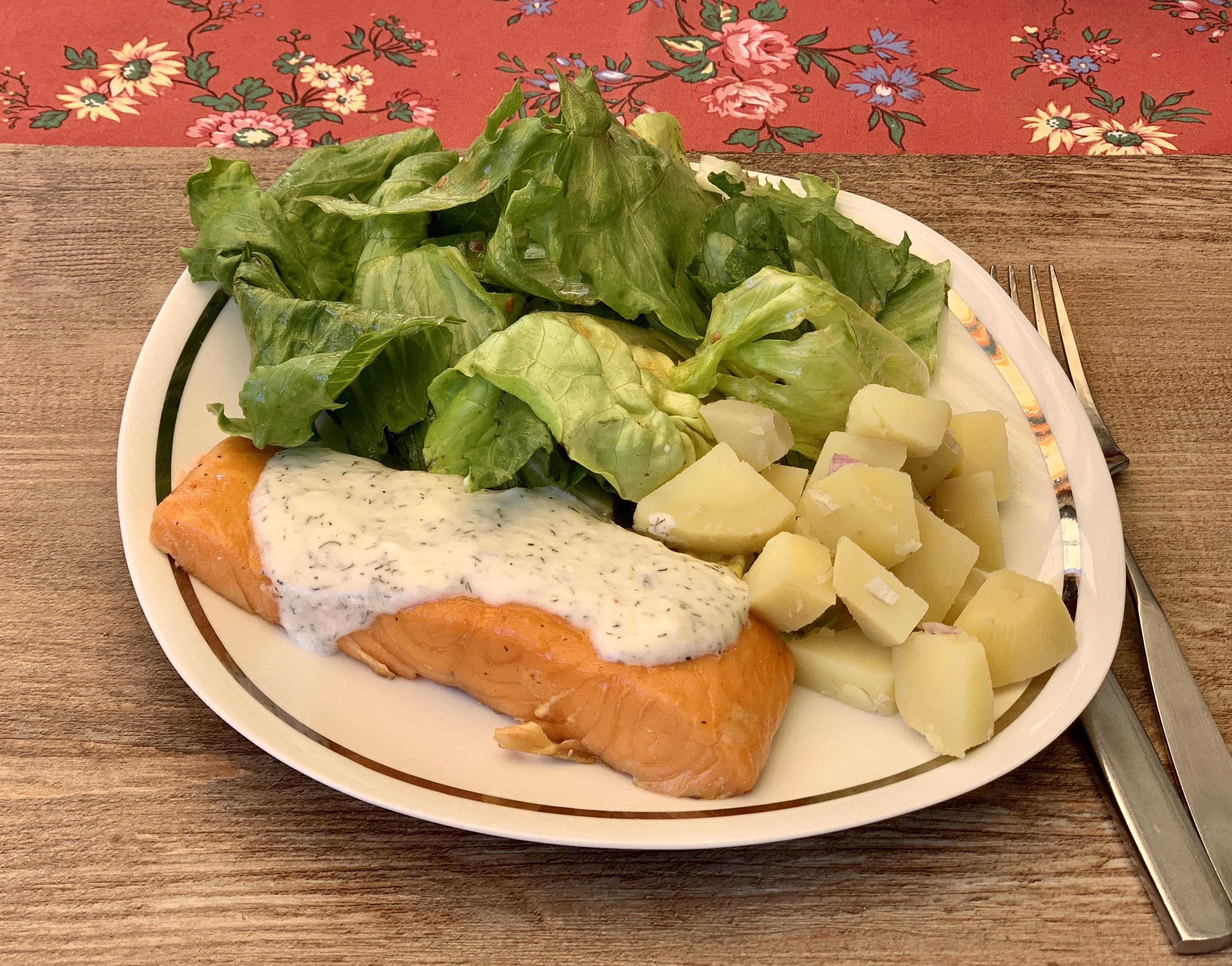 프랑스 시어머니 집밥요리 - 생선편