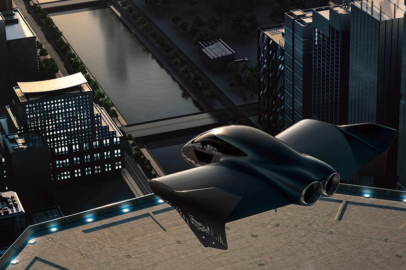 [BP/AUTO] 포르쉐와 보잉 '하늘을 나는 자동차' 개발 제휴