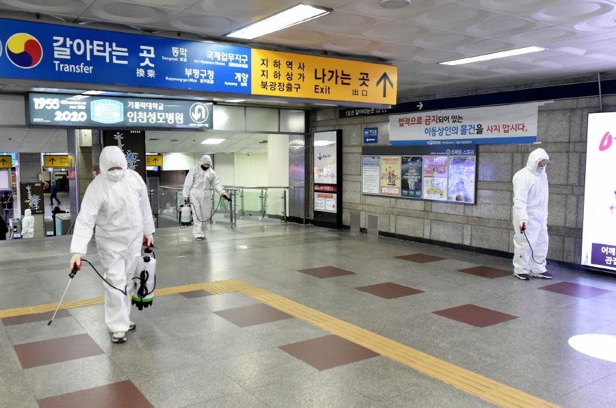 인천시, 5월 20일부터 마스크 미착용자 대중교통 이용제한