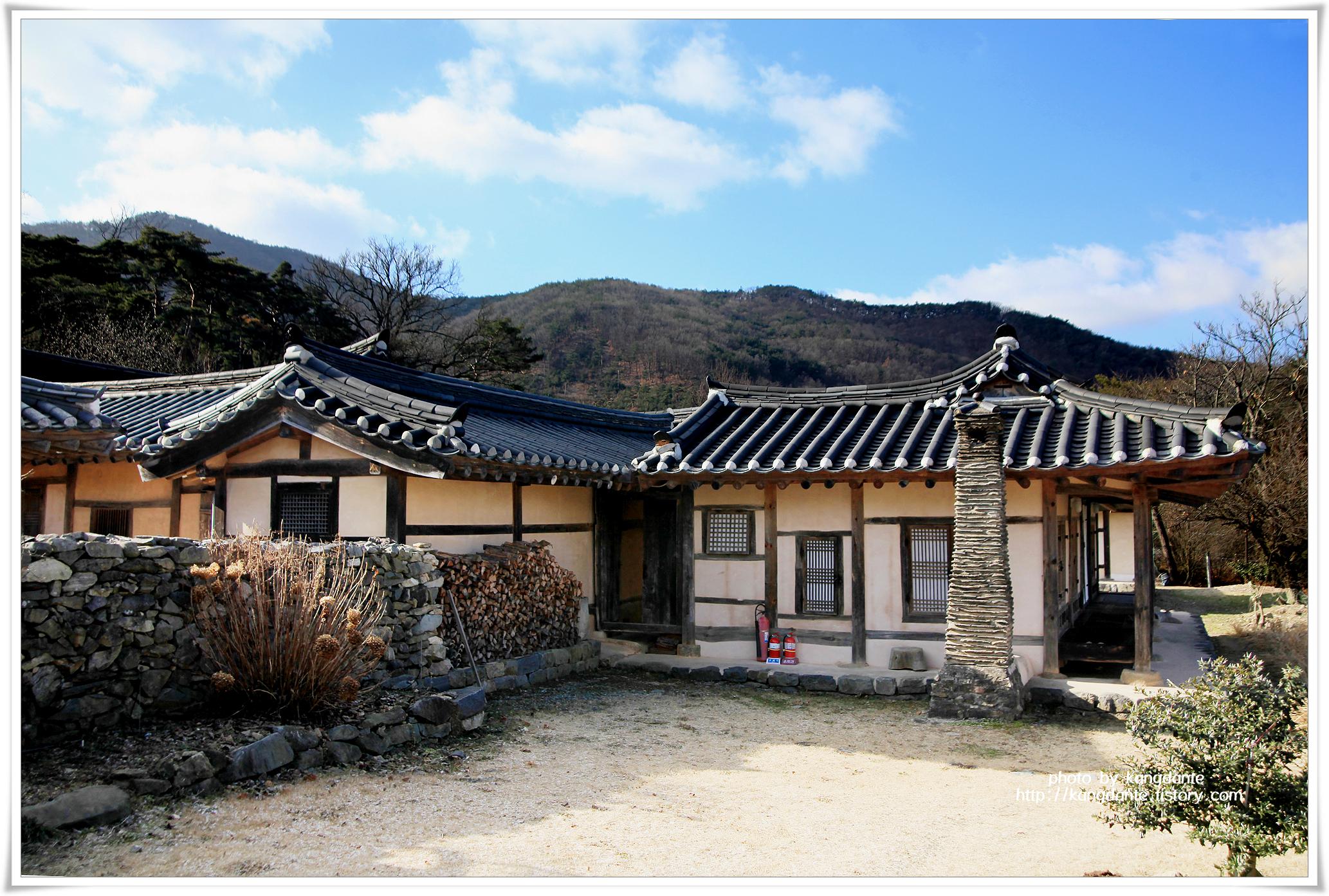 조선후기 중부지방의 전통가옥, 성준경 가옥 용궁댁(龍宮宅)