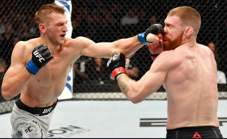 [UFC 인터뷰 소식] 댄 후커 : 포이리에는 폴 펠더보다 턱이 약해 내 타격을 견딜 수 없다.